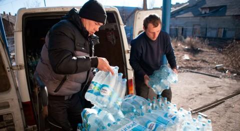 conflicto este Ucrania pone riesgo servicios básicos millones personas