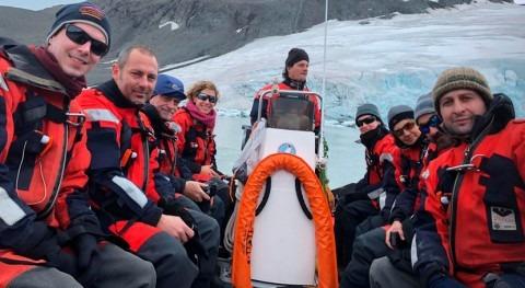 reducción hielo Antártida aumentará frecuencia fitoplancton costas