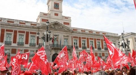 Manifestación de UGT en Madrid (Wikipedia)