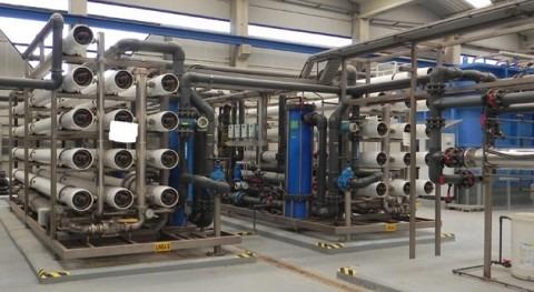 desalinización móvil sobreponerse falta agua y catástrofes
