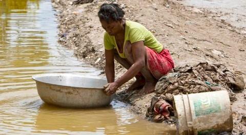 Agua y saneamiento igualdad género