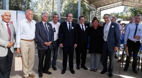 Chile anuncia próxima licitación Proyecto Sistema Riego Cuncumén