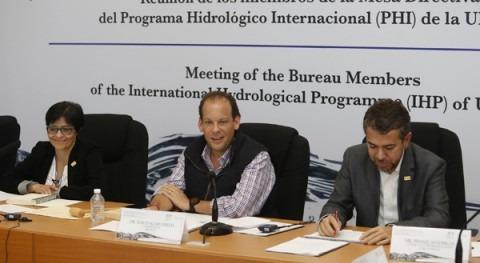 David Korenfeld lidera reunión de la mesa directiva del Programa Hidrológico Internacional
