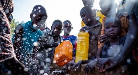 Casi 600 millones niños vivirán recursos agua limitados 2040