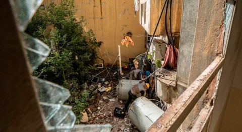 300.000 residentes Beirut siguen acceso pleno al agua explosión