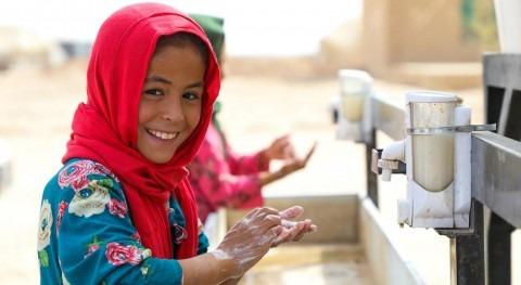 Día Mundial Lavado Manos: Nuestro futuro está al alcance mano, avancemos juntos