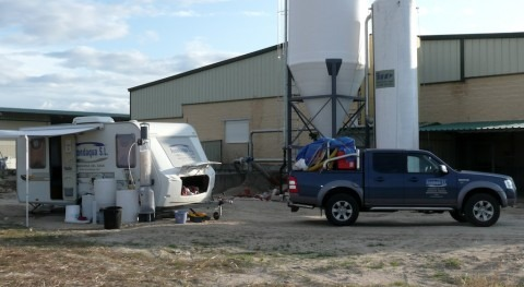 laboratorio análisis agua móvil optimiza costes instalación depuradora