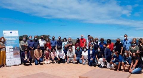 """""""MedArtSal"""" impulsa recuperación salinas artesanales mejorar medio ambiente"""