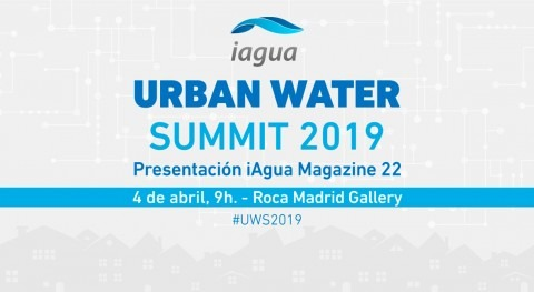 Urban Water Summit 2019 #UWS2019 4 de abril en Roca Madrid Gallery