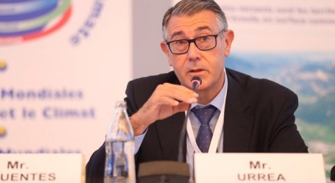 CHS participa encuentro internacional Directiva Agua Unión Europea