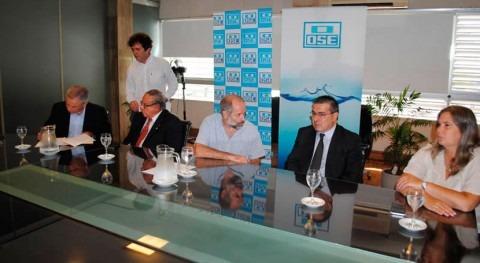 Uruguay continúa mejoras infraestructuras agua