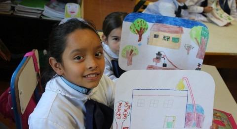 Alfabetización y educación programas Fondo Cooperación Agua y Saneamiento