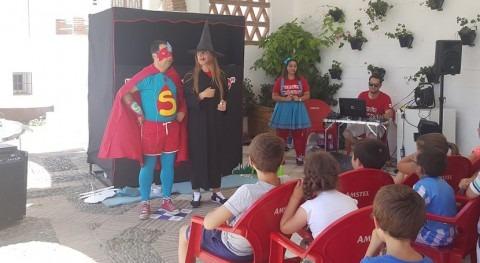 Málaga enseña 3000 niños uso eficiente agua través teatro