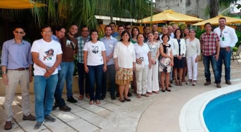 marcha iniciativa uso sostenible humedales cuenca amazónica Leticia