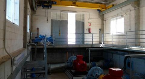 MCT reducirá huella carbono Estación Impulsión agua potable Apolonia