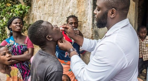 OMS, casos cólera disminuyeron 60% 2018