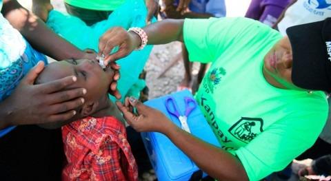 lucha cólera Haití cuenta apoyo ciudadanía