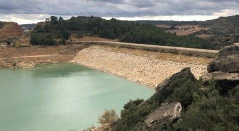 CHE licita mantenimiento y conservación infraestructuras Martín, Guadalope y Matarraña