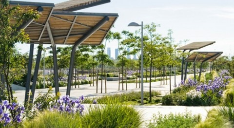 sistemas riego inteligentes, claves reducir gasto agua grandes ciudades