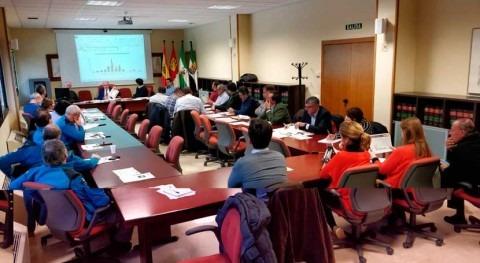 Juntas Masas Agua Subterráneas Guadiana proponen régimen extracciones 2019