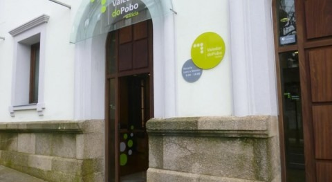 Dependencias de la Oficina do Valedor do Pobo en Santiago de Compostela.