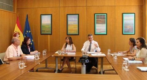 Valencia toma palabra marco debate Pacto Nacional Agua