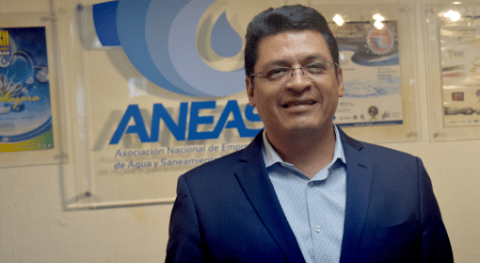 Se nombra Juan Carlos Valencia Vargas como Director General ANEAS