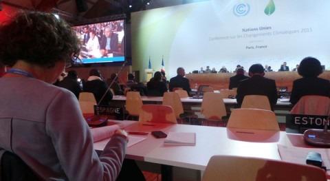 MAGRAMA valora positivamente negociaciones técnicas COP21