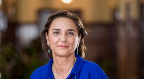 """Valverde Agüi: """"Es fundamental conseguir más puestos directivos ocupados mujeres"""""""