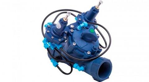 Válvula hidráulica Taurus, cuando agua es lo que cuenta