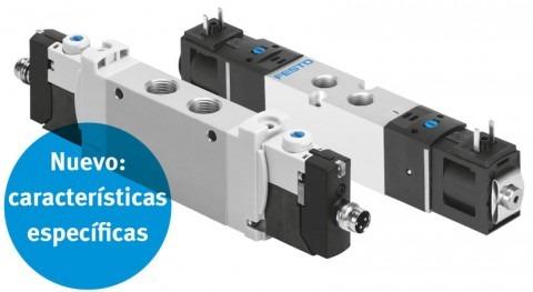 Festo presenta nuevas soluciones tecnología neumática automatización