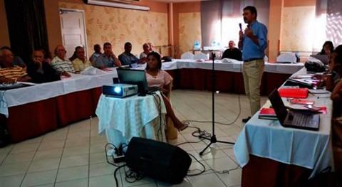 Taller revisión normativa vertidos aguas residuales Cuba