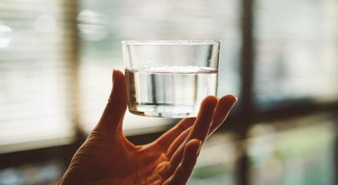 agua, primera línea