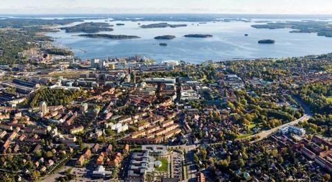 ABB desarrolla soluciones ciudad inteligente ciudad sueca Västerås