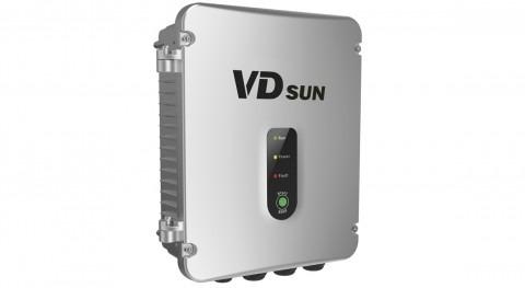 Vector Motor Control presenta nuevo variador bombeo solar VDSUN IP65