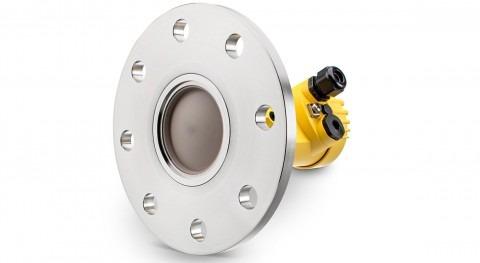 VEGAPULS 64 permite medición nivel fiable almacenamiento gas licuado