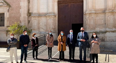Andalucía presenta proyecto EDAR Vélez-Rubio inversión 5,5 millones euros