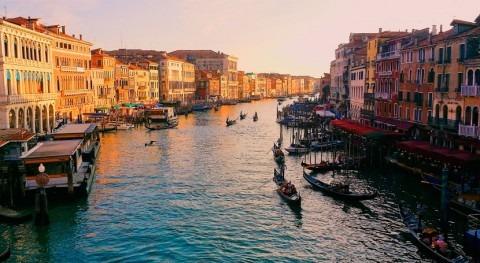 Venecia resulta anegada segunda mayor marea alta historia