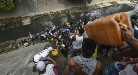 Venezuela se ahoga agua