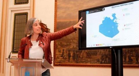 """Coruña se marca 2018 alcanzar objetivo """"Vertido cero"""""""