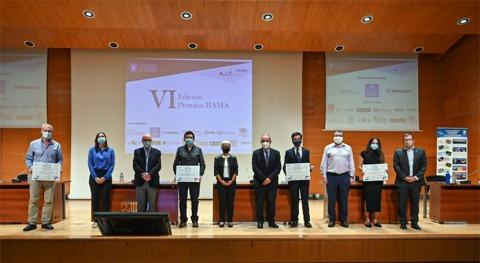 IIAMA premia mejores Trabajos Académicos Ingeniería Agua y Medio Ambiente