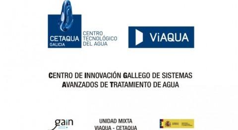 Viaqua y Cetaqua apuestan desarrollar sistemas avanzados tratamiento agua Galicia