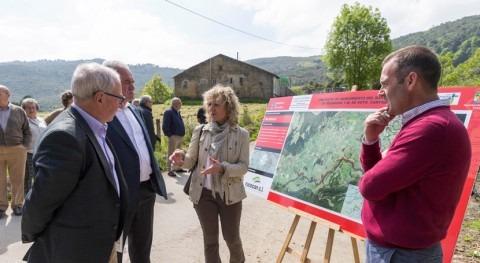 Cantabria garantiza saneamiento aguas residuales Barrio Isequilla Voto