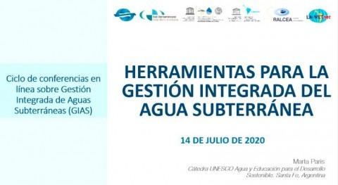 Herramientas gestión integrada agua subterránea