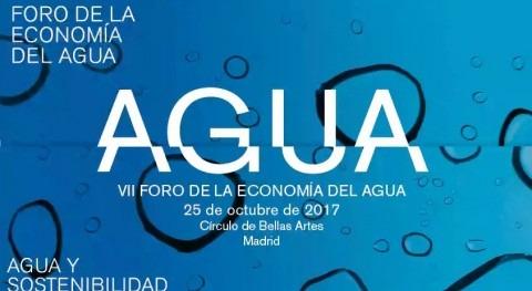 VII Foro de la Economía del Agua ¡Inscríbete!