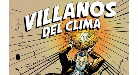 ¿Quién está detrás calentamiento global España?