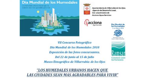 Nueva Exposición fotográfica Villarrubia Ojos Día Humedales