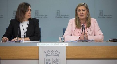 Castilla y León invierte 350.000 euros depósito agua Villaseca Laciana