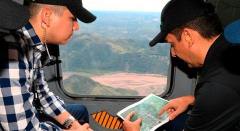 busca solución situación bocatoma acueducto Villavicencio, Colombia