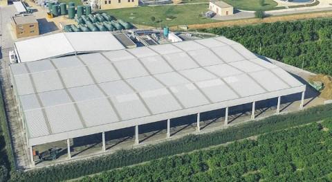 DAM desarrolla sistema que elimina conjuntamente residuos agroalimentarios y lixiviados